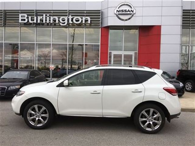 2013 Nissan Murano LE, ACCIDENT FREE ! in Burlington, Ontario