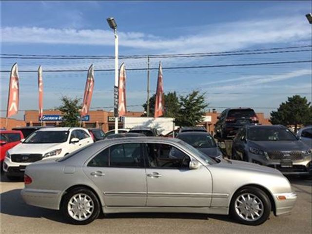 2000 mercedes benz e class e320 north york ontario used for 2000 mercedes benz e class e320