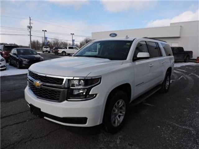 2015 chevrolet suburban lt ottawa ontario used car for sale 2717800. Black Bedroom Furniture Sets. Home Design Ideas