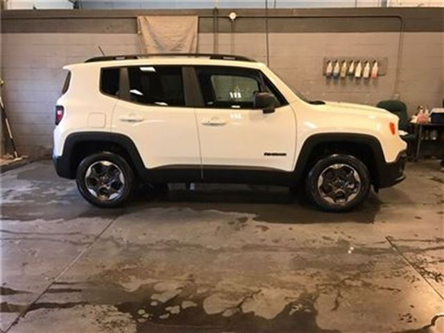 2016 jeep renegade sport georgetown ontario car for sale 2717495. Black Bedroom Furniture Sets. Home Design Ideas