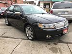 2009 Lincoln MKZ AWD 75 KM SUNROOF HEATED/COOLED LEATHER in Hamilton, Ontario