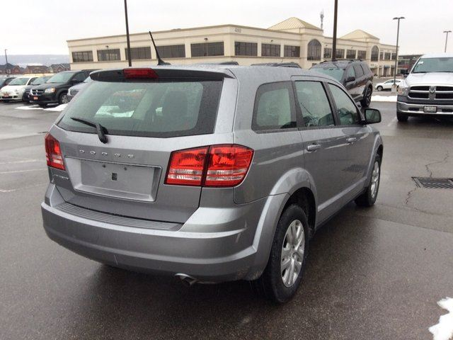 2017 dodge journey cvp se milton ontario car for sale 2717315. Black Bedroom Furniture Sets. Home Design Ideas