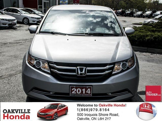 2014 honda odyssey ex res oakville ontario used car for sale 2717896. Black Bedroom Furniture Sets. Home Design Ideas