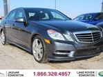 2013 Mercedes-Benz E-Class E350 4MATIC - Local One Owner Trade In | No Accidents | 2 Sets of Rims and Tires | Heated Leather Seats | Heated Steering Wheel | Massive Sunroof | Front/Rear Parking Sensors | Media Screen | Bluetooth | Dual Zone Climate Control with AC | Memory/Pow in Edmonton, Alberta