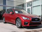 2015 Infiniti Q50 SPORT/NAVIGATION/BACK UP MONITOR/HEATED SEATS in Edmonton, Alberta