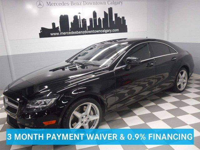 2014 mercedes benz cls class cls550 4matic advanced driving night. Cars Review. Best American Auto & Cars Review