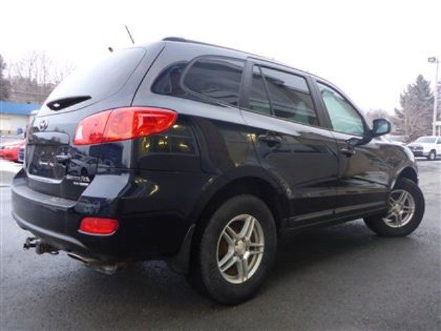 2009 hyundai santa fe gl 103 877km moteur 3 3l awd d. Black Bedroom Furniture Sets. Home Design Ideas