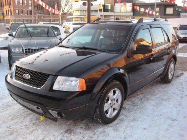2005 FORD FREESTYLE Limited 4dr All-wheel Drive in Edmonton, Alberta