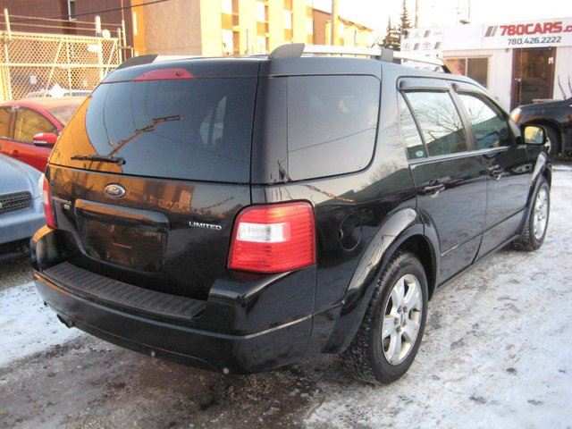 2005 ford freestyle limited 4dr all wheel drive edmonton alberta used car for sale 2716813. Black Bedroom Furniture Sets. Home Design Ideas