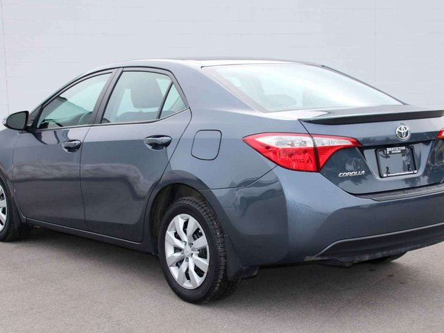 2014 toyota corolla sport 4dr sedan kelowna british columbia used car for sale 2716932. Black Bedroom Furniture Sets. Home Design Ideas