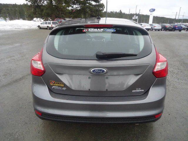 2014 ford focus se hatchback cranbrook british columbia car for sale 2716753. Black Bedroom Furniture Sets. Home Design Ideas