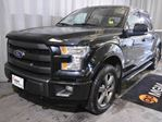 2015 Ford F-150 Lariat 4x4 SuperCrew Cab 5.5 ft. box 145 in. WB in Red Deer, Alberta