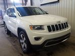 2016 Jeep Grand Cherokee Limited in Barrhead, Alberta