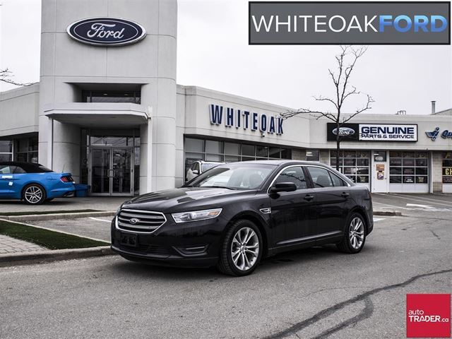 2013 Ford Taurus SEL, awd, leather, navigation.... in Mississauga, Ontario