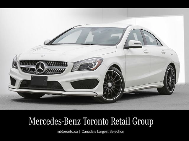 2016 mercedes benz cla250 4matic coupe mississauga ontario used car for sale 2717355. Black Bedroom Furniture Sets. Home Design Ideas