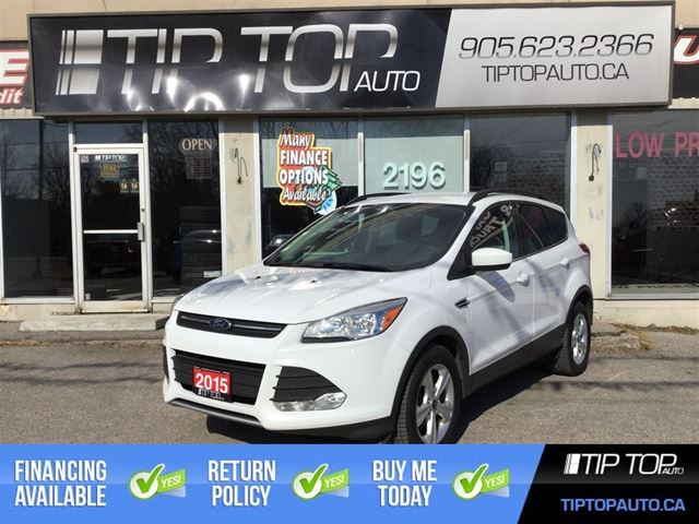 2015 FORD ESCAPE SE ** Bluetooth, Heated Seats, Backup Camera ** in Bowmanville, Ontario
