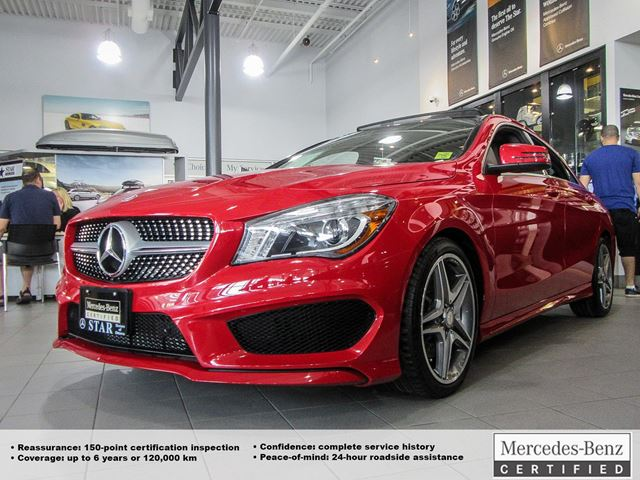 2016 Mercedes-Benz CLA250 Coupe in Ottawa, Ontario