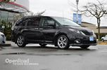 2014 Toyota Sienna Leather Interior, Power Driver Seat, Bluetooth, in Richmond, British Columbia