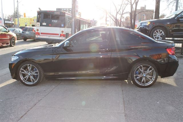 2014 BMW M235i BMW M235I,NO ACCIDENT, M PACKAGE in Toronto, Ontario