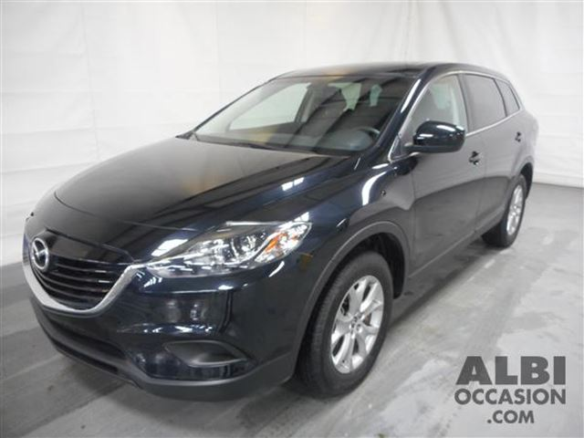 2015 mazda cx 9 gs mascouche quebec used car for sale 2717144. Black Bedroom Furniture Sets. Home Design Ideas