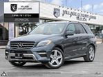 2013 Mercedes-Benz M-Class Base AMG PACKAGE | NAVIGATION | BLUETOOTH | CANADIAN  in Markham, Ontario