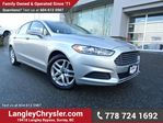 2013 Ford Fusion SE ACCIDENT FREE w/ NAVIGATION & HEATED FRONT SEATS in Surrey, British Columbia