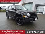 2015 Jeep Patriot Sport/North ACCIDENT FREE w/ 4X4 & U-CONNECT BLUETOOTH in Surrey, British Columbia