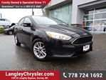 2016 Ford Focus SE ACCIDENT FREE w/ ULTRA LOW KMS! in Surrey, British Columbia