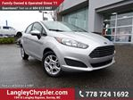 2016 Ford Fiesta SE ACCIDENT FREE w/ HEATED FRONT SEATS in Surrey, British Columbia
