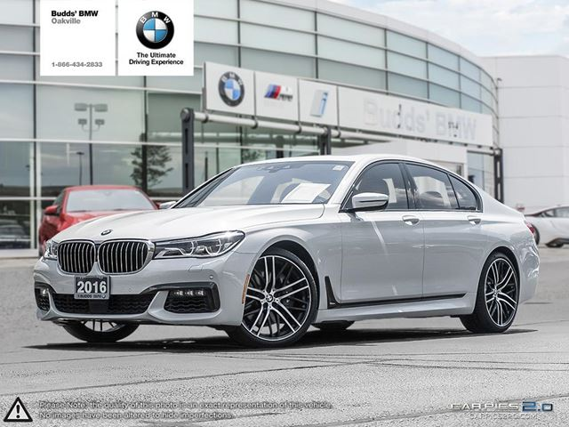 2016 BMW 7 Series 750 xDrive in Oakville, Ontario