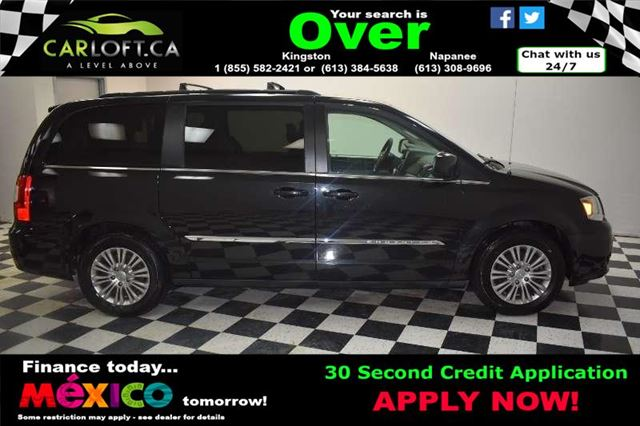 2016 CHRYSLER TOWN AND COUNTRY TOURING - REMOTE START**BACKUP CAMERA**BLUETOOTH in Kingston, Ontario