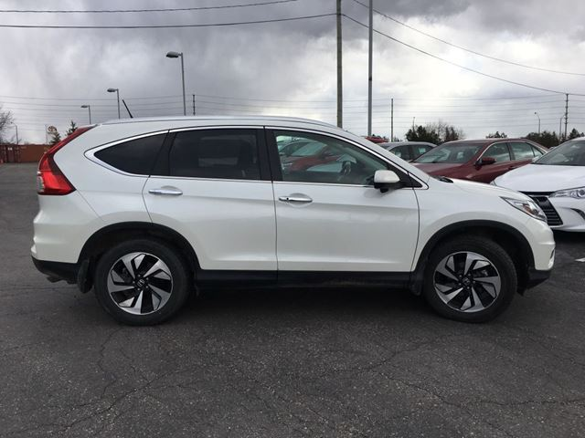 2016 honda cr v brampton ontario used car for sale for Honda crv 2016 white