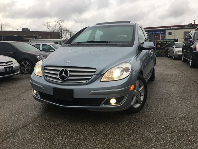 2008 mercedes benz b class north york ontario used car for sale 2718537. Black Bedroom Furniture Sets. Home Design Ideas