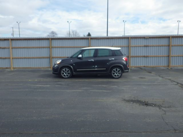 2014 fiat 500l trekking turbo grey haldimand motors. Black Bedroom Furniture Sets. Home Design Ideas