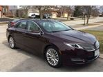 2013 Lincoln MKZ 4dr Sdn I4 EcoBoost FWD in Mississauga, Ontario