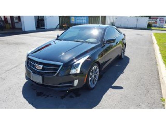 2015 cadillac ats 2 0 turbo performance coupe mississauga ontario car for sale 2718728. Black Bedroom Furniture Sets. Home Design Ideas