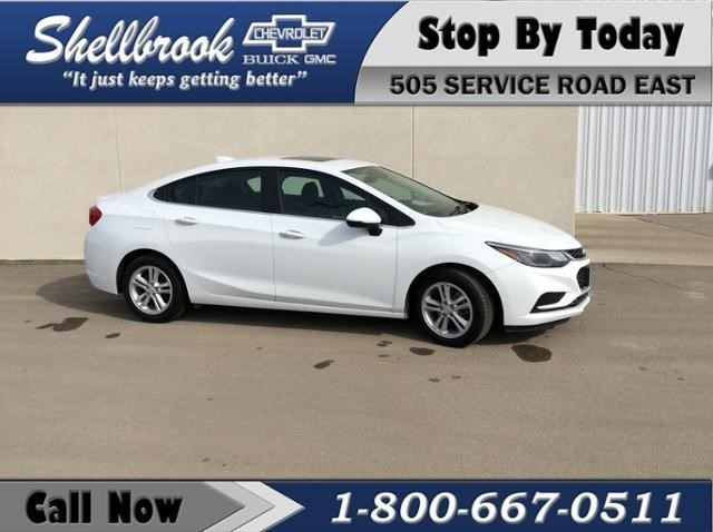 2016 Chevrolet Cruze LT in Shellbrook, Saskatchewan