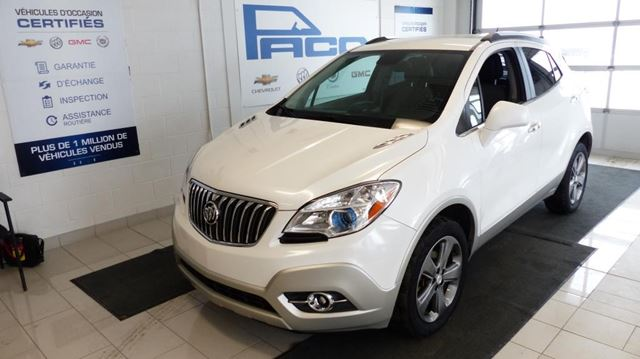 2013 Buick Encore Convenience in Chicoutimi, Quebec