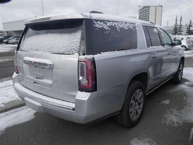 2016 gmc yukon xl denali calgary alberta used car for sale 2718692. Black Bedroom Furniture Sets. Home Design Ideas