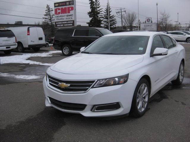 2017 chevrolet impala lt okotoks alberta used car for sale 2718058. Black Bedroom Furniture Sets. Home Design Ideas