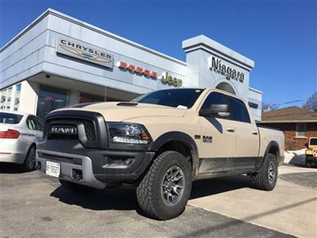 2017 dodge ram 1500 dune rebel alloys air suspension htd seats rmt sta niagara falls ontario. Black Bedroom Furniture Sets. Home Design Ideas