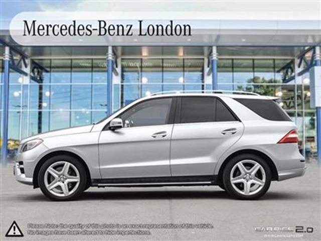 2014 Mercedes Benz M Class Ml350 4matic Sport Package