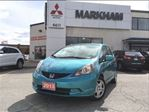 2013 Honda Fit LX (A5) in Markham, Ontario