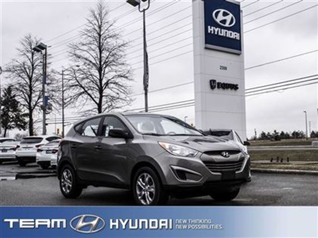 2013 Hyundai Tucson GL FWD at HEATED FRONT SEATS
