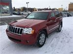 2010 Jeep Grand Cherokee Limited-Leather Heated Seats, Sunroof in Okotoks, Alberta