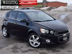 2012 Chevrolet Sonic LT in Winnipeg, Manitoba