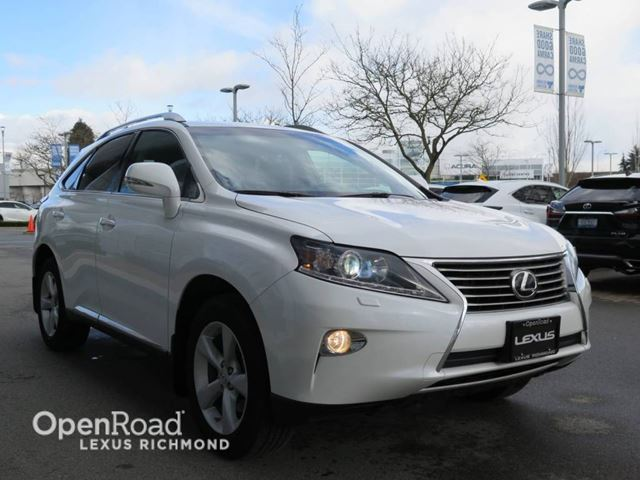 2014 lexus rx 350 premium package richmond british columbia used car for sale 2719013. Black Bedroom Furniture Sets. Home Design Ideas