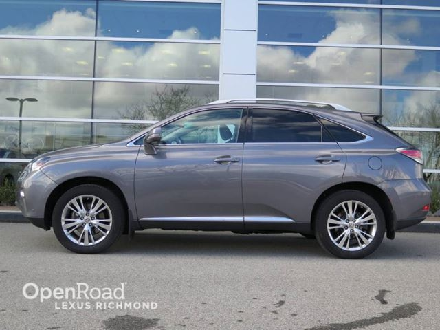 2014 lexus rx 350 touring richmond british columbia used car for sale 2719014. Black Bedroom Furniture Sets. Home Design Ideas
