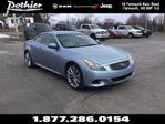 2009 Infiniti G37 S  RWD  CONVERTIBLE  HEATED SEATS  POWER WIN in Windsor, Nova Scotia
