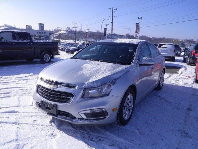 2016 chevrolet cruze lt calgary alberta used car for. Black Bedroom Furniture Sets. Home Design Ideas